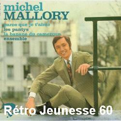 Michel Mallory Parce Que Je T'Aime