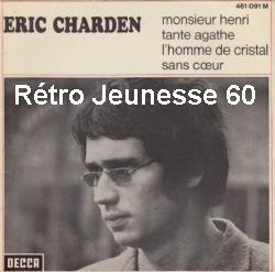 Eric Charden Le Voleur DAmourettes Je TAi Perdue