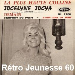 Jocelyne Jocya - Le Coeur Au Chaud