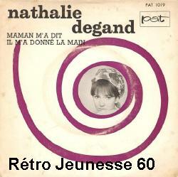 Nathalie Degand Je Ny Comprends Plus Rien Avec Ma Chanson Jai Rendez Vous Avec Lui Maman Ma Dit
